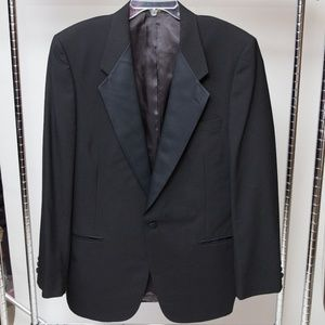 Yves Saint Laurent Men's Blazer Size